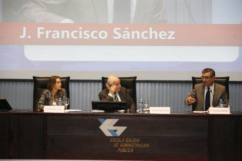 Conferencia inaugural do curso monográfico sobre ética pública e medios para previr a corrupción  - Curso monográfico sobre ética pública e medios para previr a corrupción